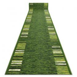 Csúszásgátló futó szőnyeg ADAGIO zöld