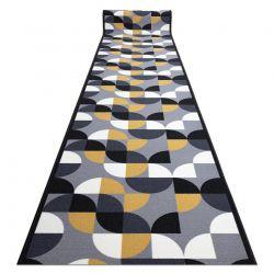 Csúszásgátló futó szőnyeg NEW DECO szürke