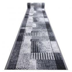 Csúszásgátló futó szőnyeg ESSENZA szürke
