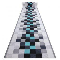 Csúszásgátló futó szőnyeg IDEN türkizkék