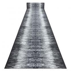 Vloerbekleding met rubber bekleed TOLTEC grijskleuring