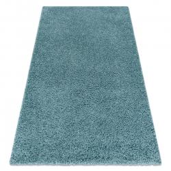 Tapete SOFFI shaggy 5cm azul