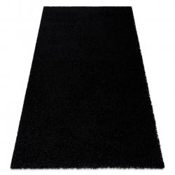 Szőnyeg SOFFI shaggy 5cm fekete