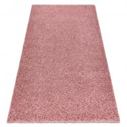 Szőnyeg SOFFI shaggy 5cm rózsaszín
