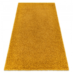 Tapete SOFFI shaggy 5cm ouro