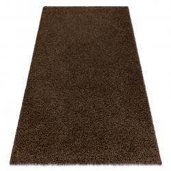 Carpet SOFFI shaggy 5cm brown