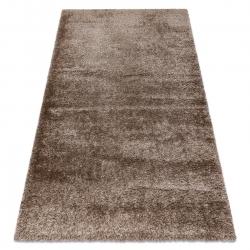 Carpet FLUFFY shaggy beige