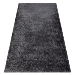 Tapis FLUFFY shaggy gris