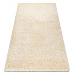 Carpet FLUFFY shaggy cream