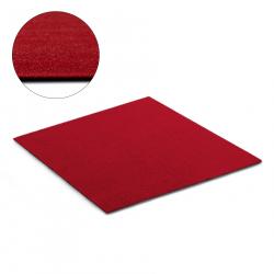 Umělá tráva SPRING červená hotové rozměry