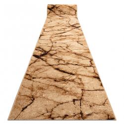 TAPIS DE COULOIR BCF BASE Stone 3988 Calcul, Marbre beige