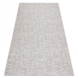 Teppich COLOR 47373560 SISAL Labyrinth beige