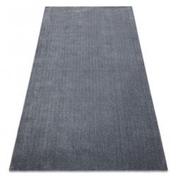 Moderný prateľný koberec LATIO 71351070 sivá