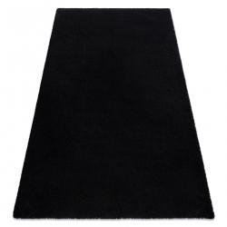 Dywan do prania MOOD 71151030 nowoczesny - czarny