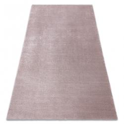 миється килим CRAFT 71401020 м'який - рум'янець рожевий