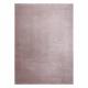 Dywan do prania CRAFT 71401020 miękki - brudny róż