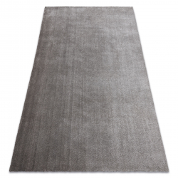 Tapis lavable CRAFT 71401070 doux - taupe, gris