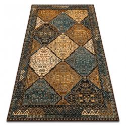 POLONIA gyapjú szőnyeg Astoria keleti, etnikai konyak bézs