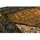 Tapete de lã POLONIA Astoria oriental, étnico conhaque bege