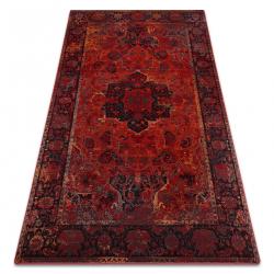 POLONIA gyapjú szőnyeg Dukato Dísz rubin