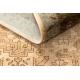 Tapete de lã OMEGA LUMENA étnico vintage kamel