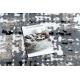 Dywan POLI 8820A Abstrakcja szary / beż