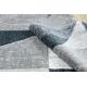 Dywan POLI 8408A Geometryczny biały / szary