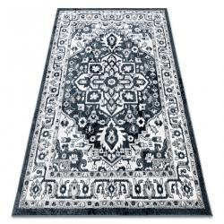 Carpet POLI 8756A Ornament blue