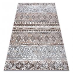 Carpet ARGENT - W4029 Boho beige / grey