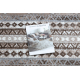 Dywan ARGENT - W4029 Boho beige / grey