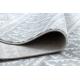 Teppich ARGENT - W4029 Boho grau