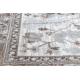 Teppich ARGENT - W7039 Blumen beige / grau