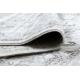 Covor Argent - W7040 Cadru, vintage gri si bej