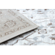 Tappeto ARGENTO - W7040 Telaio, vintage grigio / beige