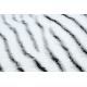 Dywan ARGENT - W9558 Wydmy, piasek szary