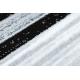 Dywan ARGENT - W9571 Abstrakcja biały / szary