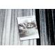 Koberec ARGENT - W9571 Abstrakce bílá / šedá