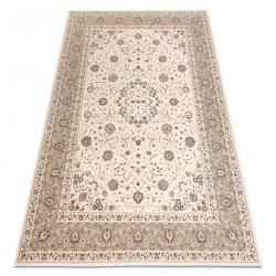 Carpet Wool NAIN Ornament, frame 7179/50973 beige