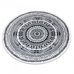 Ковёр FUN Napkin салфетка круг - пломбир