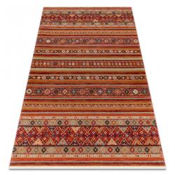 Koberec VLNA KESHAN strapce, oriental 7685/53578 terakota
