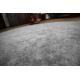 Carpet circle SERENADE grey