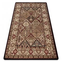 Carpet ROYAL design G017 Vintage Rosette brown / beige