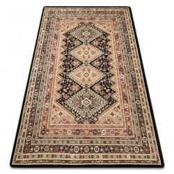 Carpet ROYAL design G021 Vintage black / beige