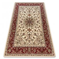 Carpet ROYAL design G022 Classic red / cream
