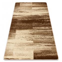Teppich ROYAL modell GR009 Sand, Creme / Braun