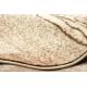 Tapis ROYAL modèle GR009 Sable, crème / brun