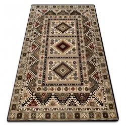Carpet ROYAL design GR015 Vintage, black / cream