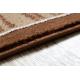Tapis ROYAL modèle GR024 Décoration, cadre, brun / beige