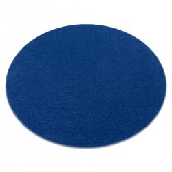 Carpet round ETON blue