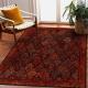 Vlněný koberec SUPERIOR KAIN rubín